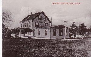 BATH , Maine, 00-10s; New Meadows Inn