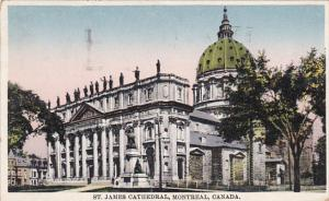 St. James Cathedral, MONTREAL, Quebec, Canada, PU-1930