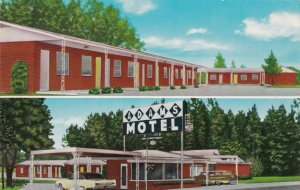 Alabama Dothan The Adams Motel U S Highway 231 sk6895