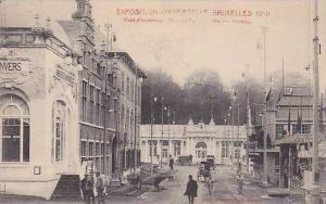 Exposition Universelle Bruxelles, Maison Rubens, Bruxelles, Belgium, 1910