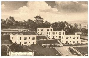 Virginia  Front Royal , Skyline Motor Hotel and Annex