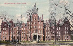 DETROIT, Michigan , 00-10s; Harper Hospital