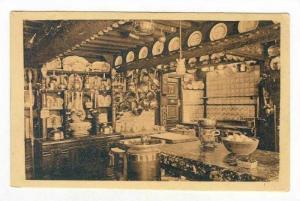 Hostellerie Guillaume-le-Conquerant, La Cuisine, Dives-sur-Mer (Calvados), Fr...