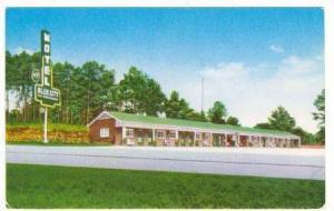 Alex-City Motel, Alexander City, Alabama, PU-1959