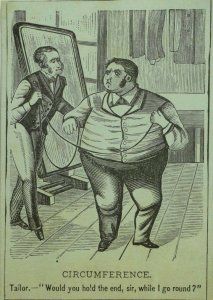 1870's W. H. Arnold's Comical Pawtucket Engraved Victorian Trade Card #4 P115
