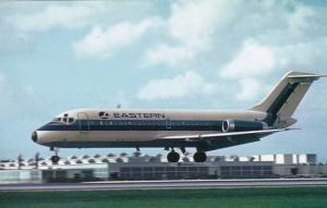 Eastern Airlines Douglas DC9-14
