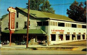 Tennessee Gatlinburg S & M Restaurant sk7589