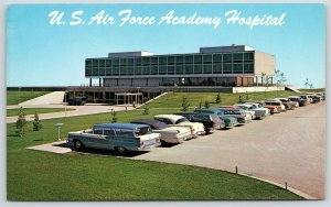 Colorado Springs~US Air Force Academy Hospital~Nice 1950s Station Wagon~Cars