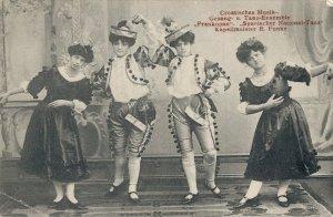Croatia Kroatisches Musik Gesang und Tanz Ensemble  05.61