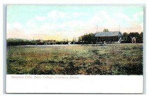 Postcard Garcelon Field, Bates College, Lewiston, Maine Y65