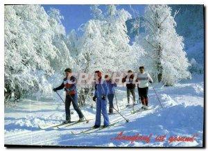 Modern Postcard Osterreich das Land in dem der Winter Sttatlindet