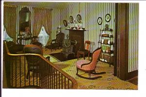 Front Parlor, Lincoln's Home, Interior, Springfield, Illinois, Photo Penrod S...