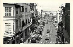 RPPC of Ave.Central Street Scene Panama City Panama