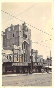 Salem OR Elsinore Theatre Posters RPPC Postcard