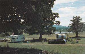 Lake Champagne Camp Grounds, Classic Cars, Interstate 89, RANDOLPH CENTER, Ve...