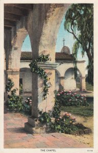 SAN JUAN CAPISTRANO, California, 00-10s; The Chapel, Mission San Juan Capistrano