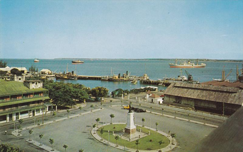 Lourenço Marques [Now Maputo] , Mozambique , 50-60s ; Ferry Boat leaving for...