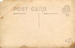 Grasston Minnesota~Fair Day~Men & Horse Wagons at Stables~Big Barn~1912 RPPC