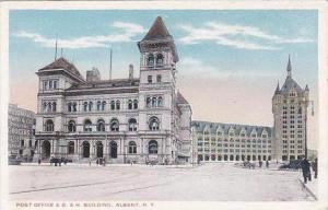New York Albany Post Office &  D &  H Building