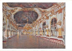 Schloss Schoenbrunn Castle Great Lobby Grosse Galerie