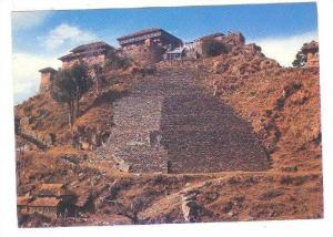 Gorkha Durbar , Gorkha, NEPAL , 70-80s