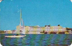 Bermuda Hamilton Princess Hotel 1959