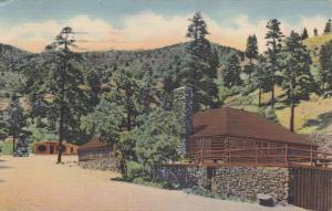 Bruin Inn, North Cheyenne Canon, Pikes Peak, Colorado, 1930-40s