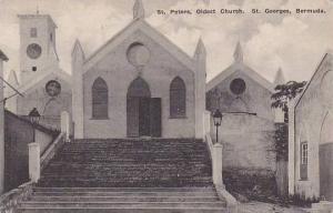 Bermuda St Georges St Peters Church