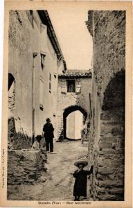 CPA Gassin - Rue Ancienne (634865)