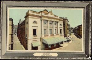 spain, VALENCIA, Teatro Principal, Theatre (1913)