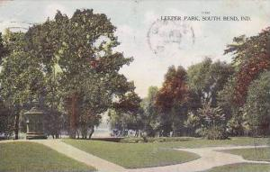 Indiana South Bend The Leeper Park