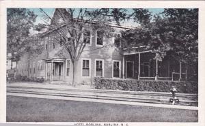 NORLINA, North Carolina, 00-10s; Hotel Norlina