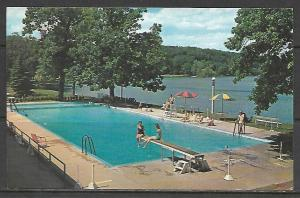 Wisconsin, Green Lake - Roger Williams Inn - Swimming Pool