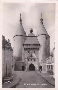 France Nancy Porte de la Craffe 1954 Photo