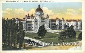 British Columbia, Canada Provincial Parliament Buildings Victoria  Provincial...