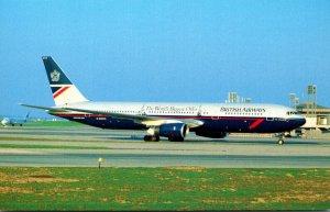 British Airways Boeing B-767-336