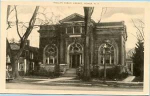 NY - Homer. Phillips Public Library