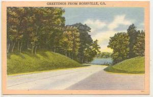 Greetings from Rossville, Georgia, 30-40s