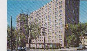 New York Syracuse Skyline Apartments