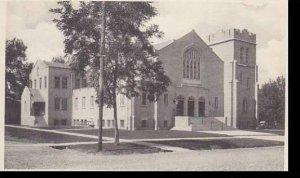 Colorado Greeley First Presbyterian Church Albertype