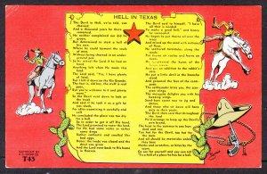 Hell in Texas - E C Kropp - Milwaukee