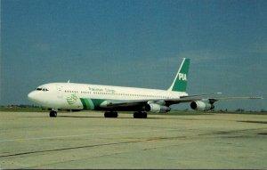 Pakistan International Cargo Boeing 707-373C At Orly Airport Paris