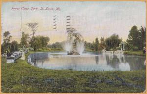 St. Louis, MO., Tower Grove Park - 1907