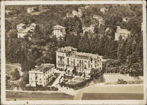 Hotel Continental Beauregard Lugano Schweiz Switzerlan Helvetia Swiss