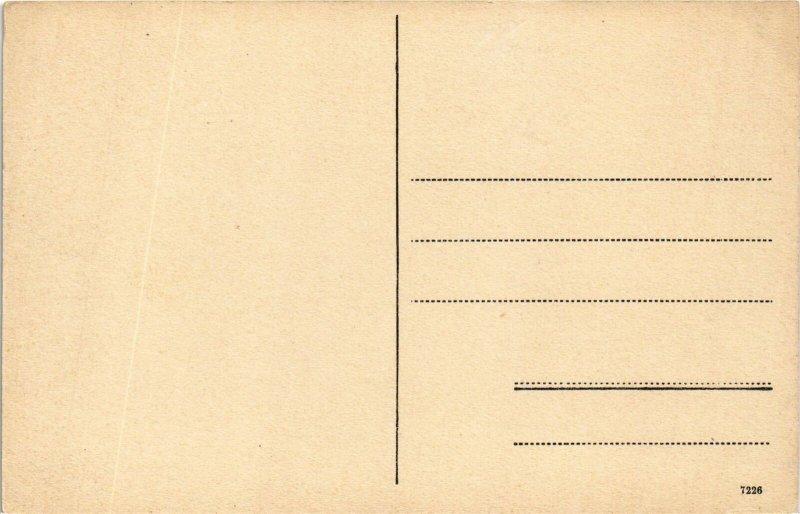 CPA AK Oberammergau - Totalansicht GERMANY (966188)