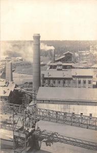 DC Congo Belge Panda, Usine, Union Miniere factory, industry, crane
