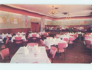 Pre-1980 THE HUB RESTAURANT Dover Delaware DE hs5462