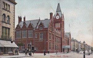 HOVE, Sussex, England, United Kingdom; Town Hall, PU-1908