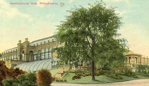 PA - Philadelphia, Horticultural Hall