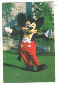 Mickey Mouse, Walt Disney World, Orlando, Florida, 40-60s